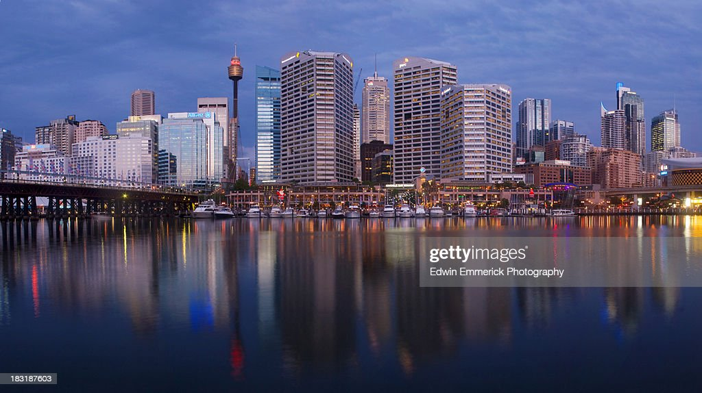 My Darling (Harbour) : Stock Photo