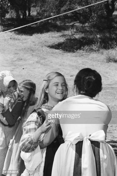 PRAIRIE 'My Ellen' Episode 3 Aired Pictured Melissa Sue Anderson as Mary Ingalls Kendall Melissa Gilbert as Laura Ingalls Wilder Mia Bendixsen as...