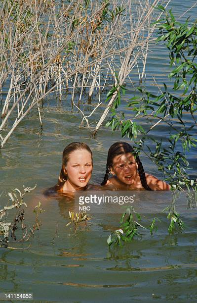 PRAIRIE 'My Ellen' Episode 3 Aired Pictured Melissa Sue Anderson as Mary Ingalls Kendall Melissa Gilbert as Laura Ingalls Wilder Photo by Ted...