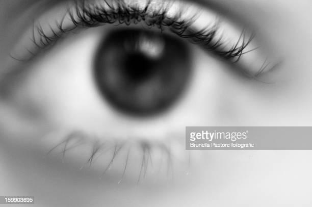 my eyes - brunella pastore imagens e fotografias de stock