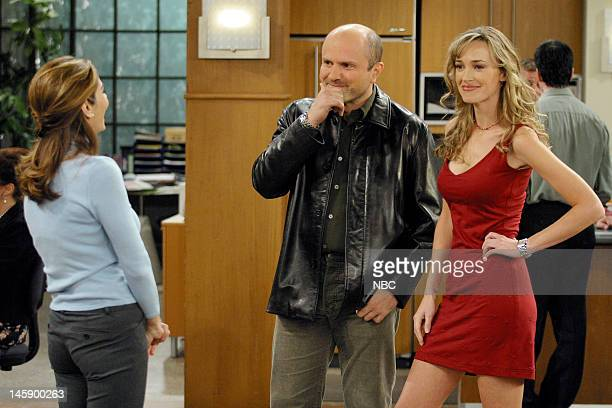 ME My Fair Finchy Episode 18 Pictured Laura San Giacomo as Maya Galo Enrico Colantoni as Elliot DiMauro Brandy Howard as Colette