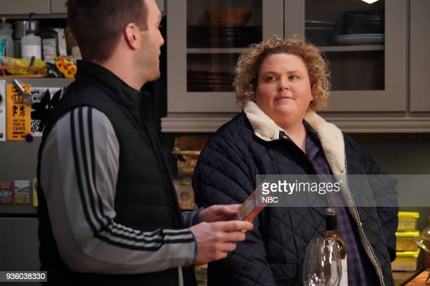 CHAMPIONS 'My Fair Uncle' Episode 103 Pictured Andy Favreau as Matthew Fortune Feimster as Ruby