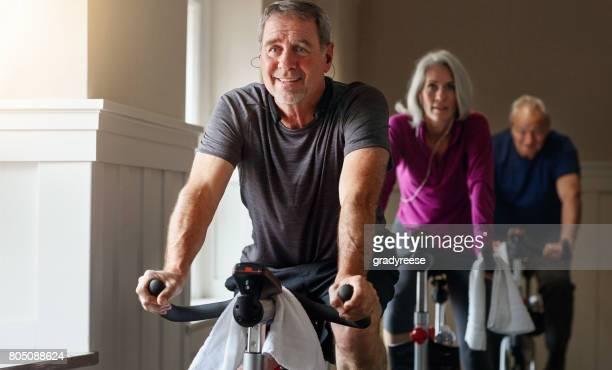 Meine Fitness-Routine ermöglicht es mir, Alter so gut