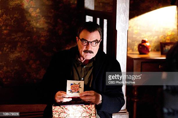 My Funny Valentine Frank Reagan at home on BLUE BLOODS Wednesday Feb 9 on the CBS Television Network