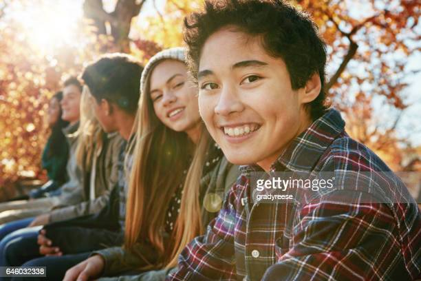 my go to people for happy times - teenager stock pictures, royalty-free photos & images