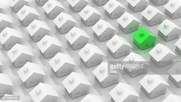 Ma maison verte