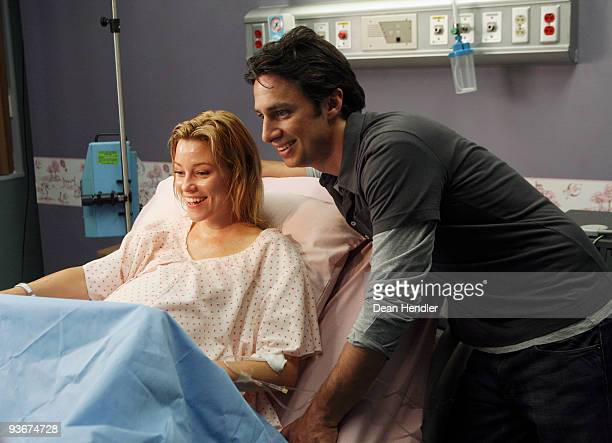 """My Hard Labor"""" - Kim and J.D. Go into labor leaving the two parents-to-be worried about being good parents. Carla and Turk vow on completing a video..."""