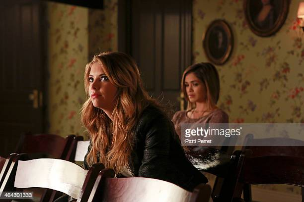 RAVENSWOOD My Haunted Heart Caleb is thrown when his Rosewood ex Hanna shows up in Ravenswood in My Haunted Heart the winter finale episode of Walt...