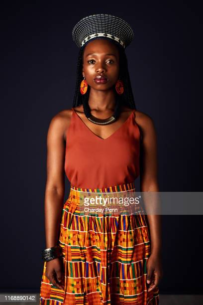 my heritage is part of who i am - zulu women stock pictures, royalty-free photos & images