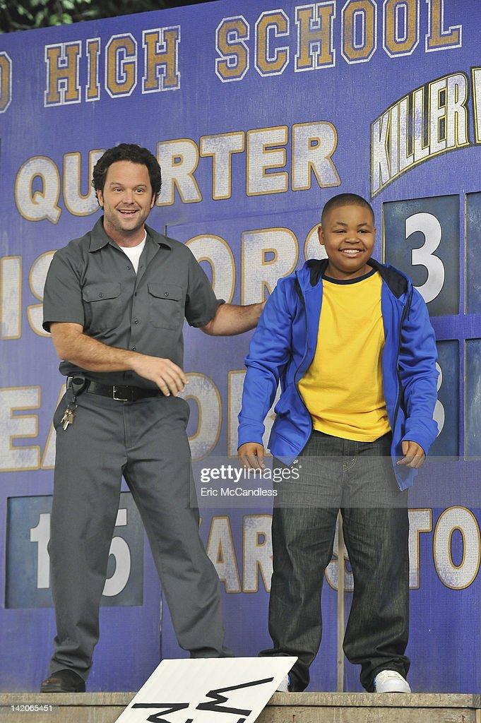 "Disney Channel's ""Kickin' It"" - Season One : News Photo"