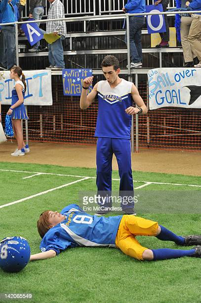 KICKIN' IT My Left Foot Seaford High needs a new quarterback and Milton nominates Jack but quickly discovers Jack can't throw a football When...