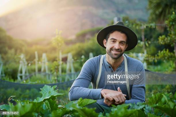 my life is rooted in nature - agricultural occupation stock photos and pictures
