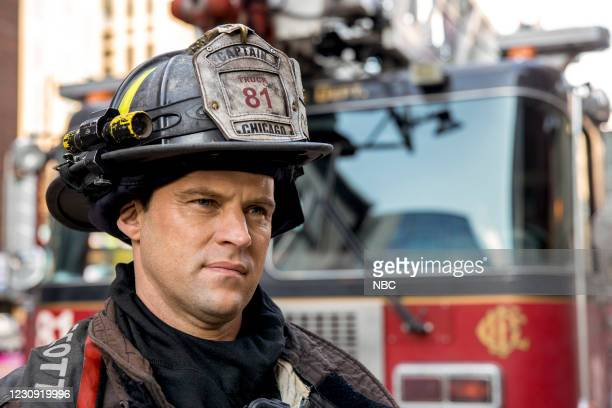 """My Lucky Day"""" Episode 905 -- Pictured: Jesse Spencer as Matthew Casey --"""
