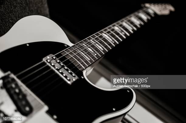 my muse: fender telecaster - modern rock stock pictures, royalty-free photos & images