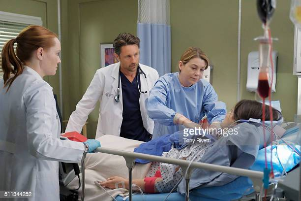 S ANATOMY 'My Next Life' A patient from Meredith's very first surgery as an Intern is readmitted to Grey Sloan Memorial with a new aneurysm and...