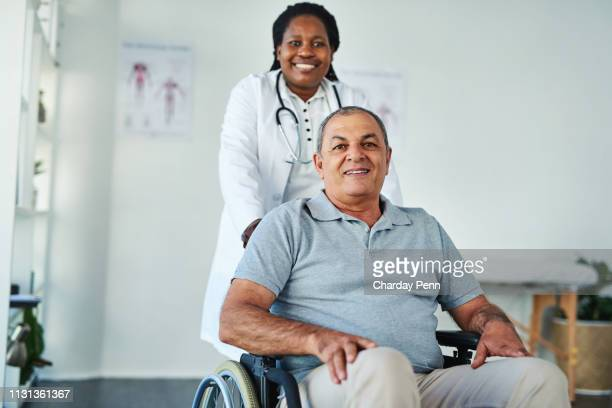 my patient is on the road to recovery - côte d'ivoire stock pictures, royalty-free photos & images
