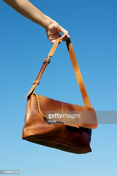 my purse - leather purse stock pictures, royalty-free photos & images