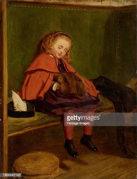 My Second Sermon, c1854.. Artist John Everett Millais.