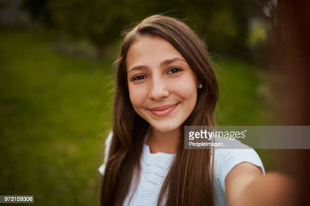 Selfie girl Discover cute