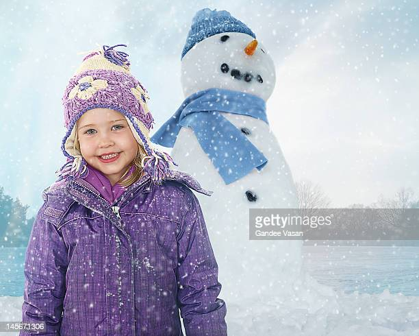 my snowman - gandee stock pictures, royalty-free photos & images
