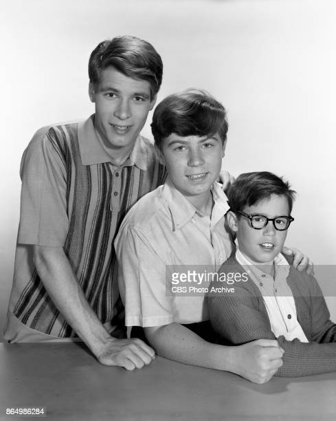 My Three Sons a CBS television situation comedy featuring Don Grady Stanley Livingston and Barry Livingston Image dated May 8 1965 Los Angeles CA