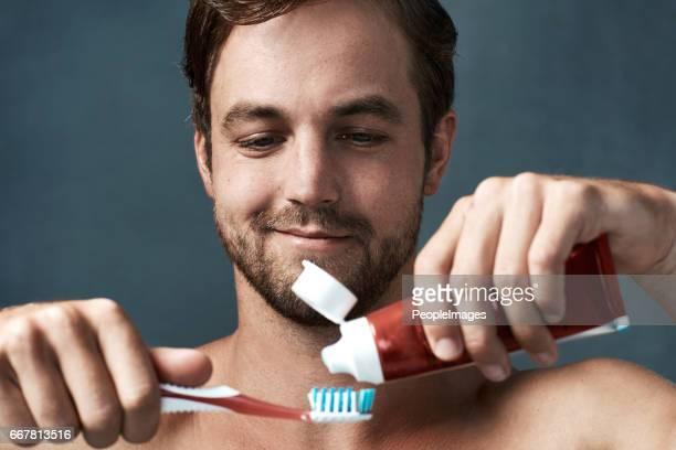 Meine Zahnpasta tut was ihr nicht