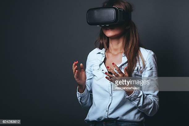 My virtual reality