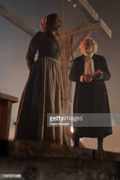 SALEM My Witches The unit travels to Salem Town but a disturbance throws the proceedings into chaos Tally wonders if she made the right choice to...