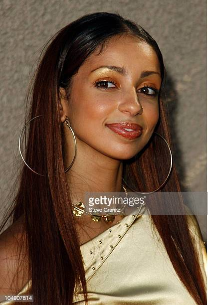 Mya during 2001 Teen Choice Awards - Arrivals at Universal Amphitheater in Universal City, California, United States.