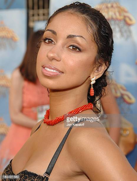 Mya during 2005 MTV Movie Awards Arrivals at Shrine Auditorium in Los Angeles California United States