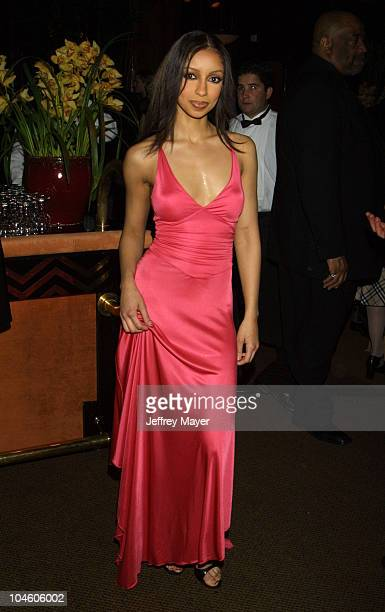 Mya during 44th GRAMMY Awards Universal Music Group AfterParty at Cicada in Los Angeles California United States