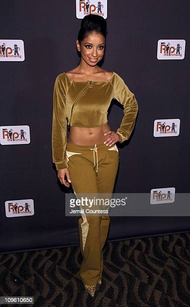 Mya during BET Presents 'Rip The Runway' Arrivals at Roseland Ballroom in New York City New York United States
