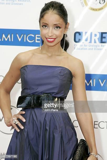 Mya during 'Miami Vice' Miami Premiere Arrivals at Lincoln Theatre in South Beach Florida United States