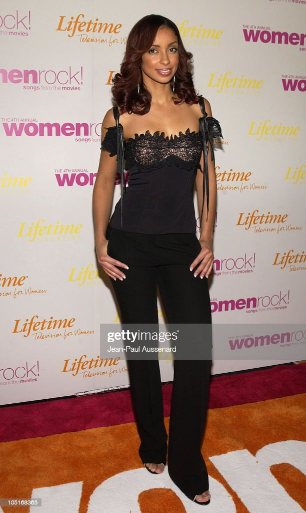 Mya during The 4th Annual Women Rock! Songs From The Movies - Arrivals at Kodak Theater in Hollywood, California, United States.
