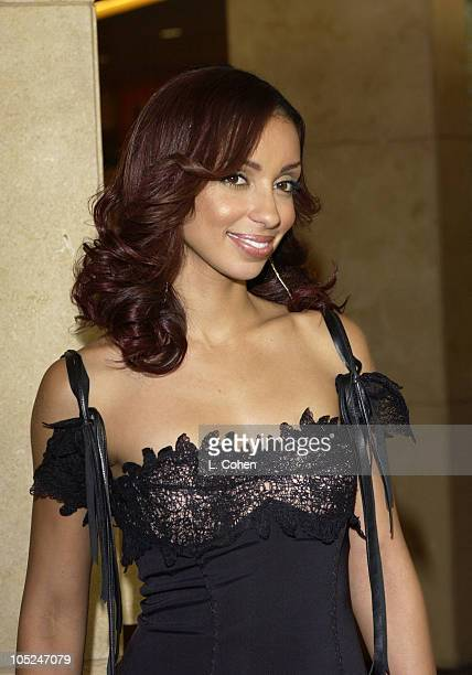 Mya during The 4th Annual Women Rock Songs From The Movies Arrivals at Kodak Theater in Hollywood California United States