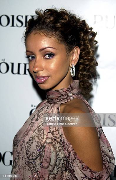 Mya during Vogue/Courvoisier Spring Fashion 2003 Gala Party at The National Arts Club in New York City New York United States