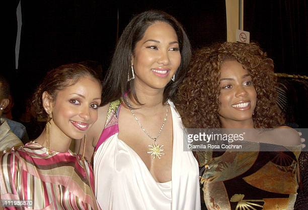 Mya Kimora Lee Simmons and Claudette from City High