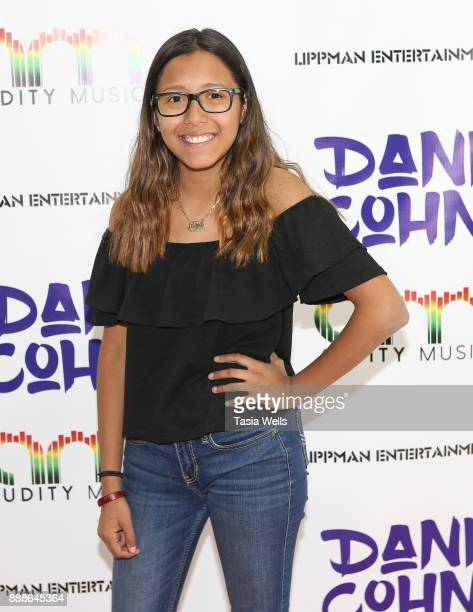 Mya Mendoza at Dani Cohn's Single Release Party for #FixYourHeart on December 8 2017 in Burbank California