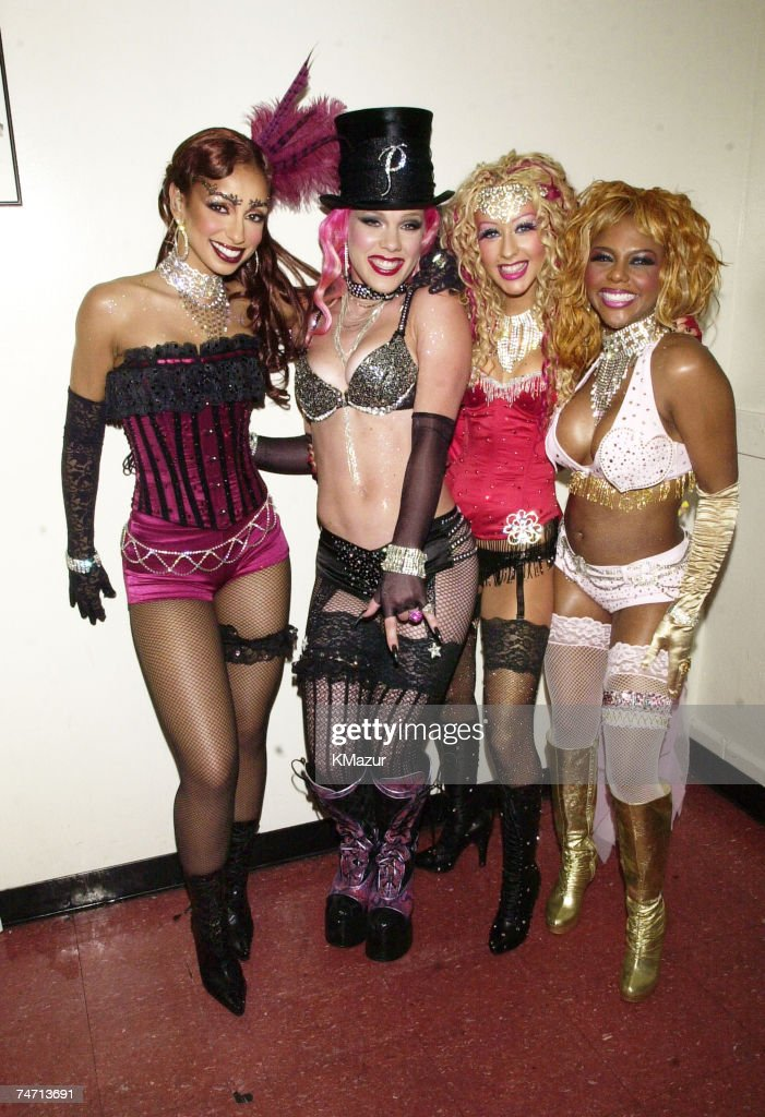 My VH-1 Music Awards 2001 - Backstage