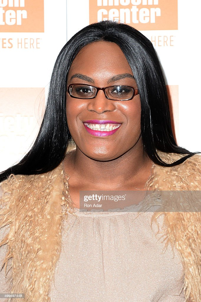 Mya Taylor attends the 'Tangerine' New York Screening Hosted By Laverne Cox at Elinor Bunin Munroe Film Center on December 1, 2015 in New York City.