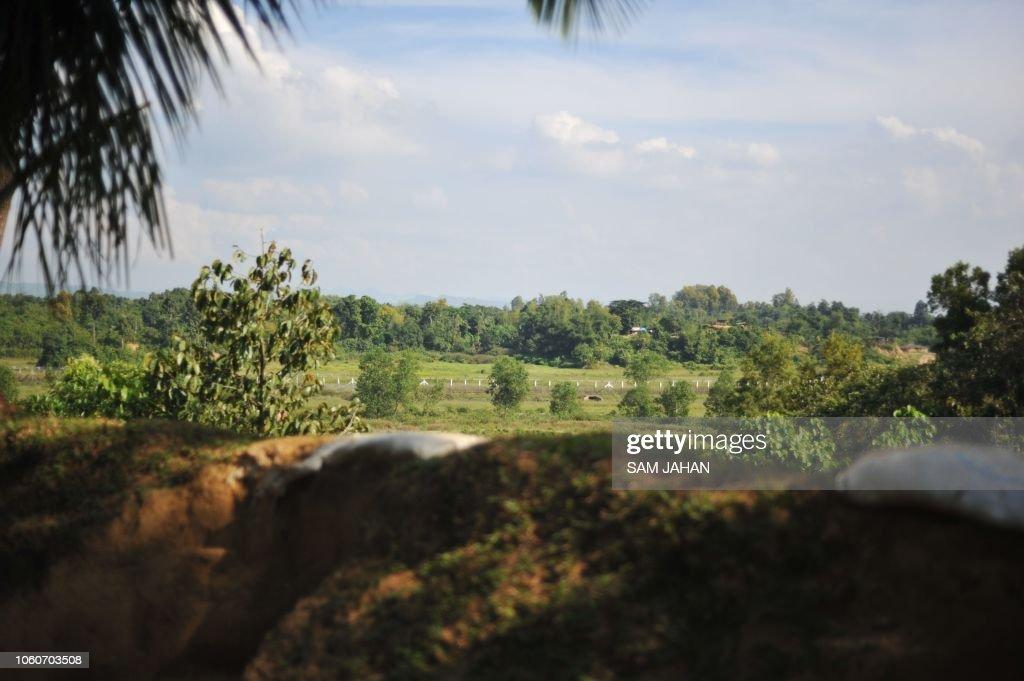 BANGLADESH-MYANMAR-REFUGEE : News Photo