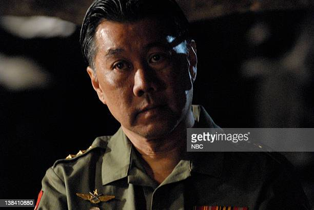 THE PHILANTHROPIST Myanmar Episode 102 Airdate 07/01/09 Pictured Lim Kay Tong as General Win