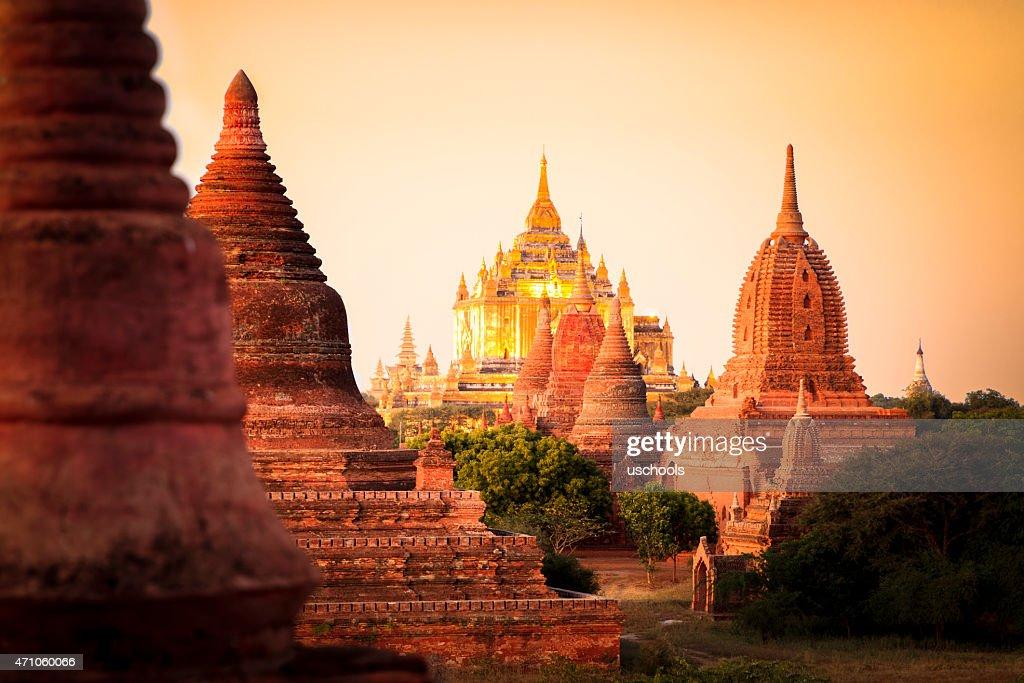 Myanmar Image : Stock Photo