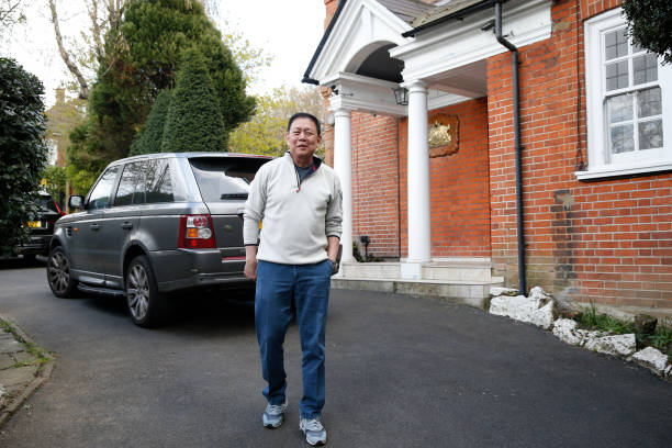 GBR: Former Myanmar Ambassador To The UK Faces Eviction from His North London Residence