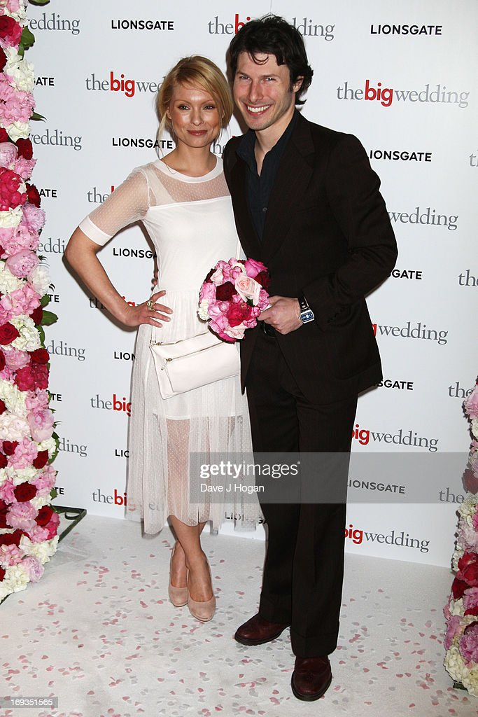 MyAnna Buring attends a special screening of 'The Big Wedding' at The Mayfair Hotel on May 23, 2013 in London, England.
