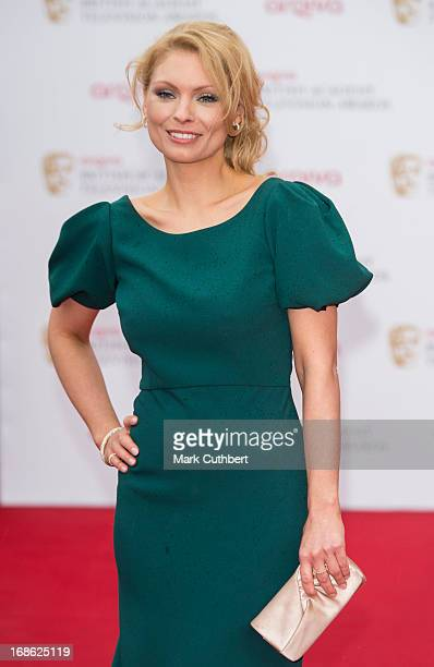 MyAnna Buring attends the Arqiva British Academy Television Awards 2013 at the Royal Festival Hall on May 12 2013 in London England