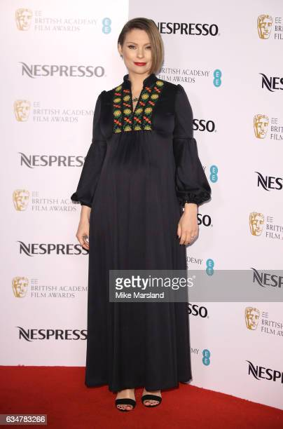 MyAnna Buring attends the BAFTA nominees party on February 11 2017 in London United Kingdom