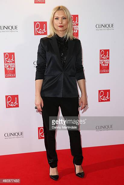 MyAnna Buring attends the Red Women Of The Year Awards at Skylon Grill on October 12 2015 in London England