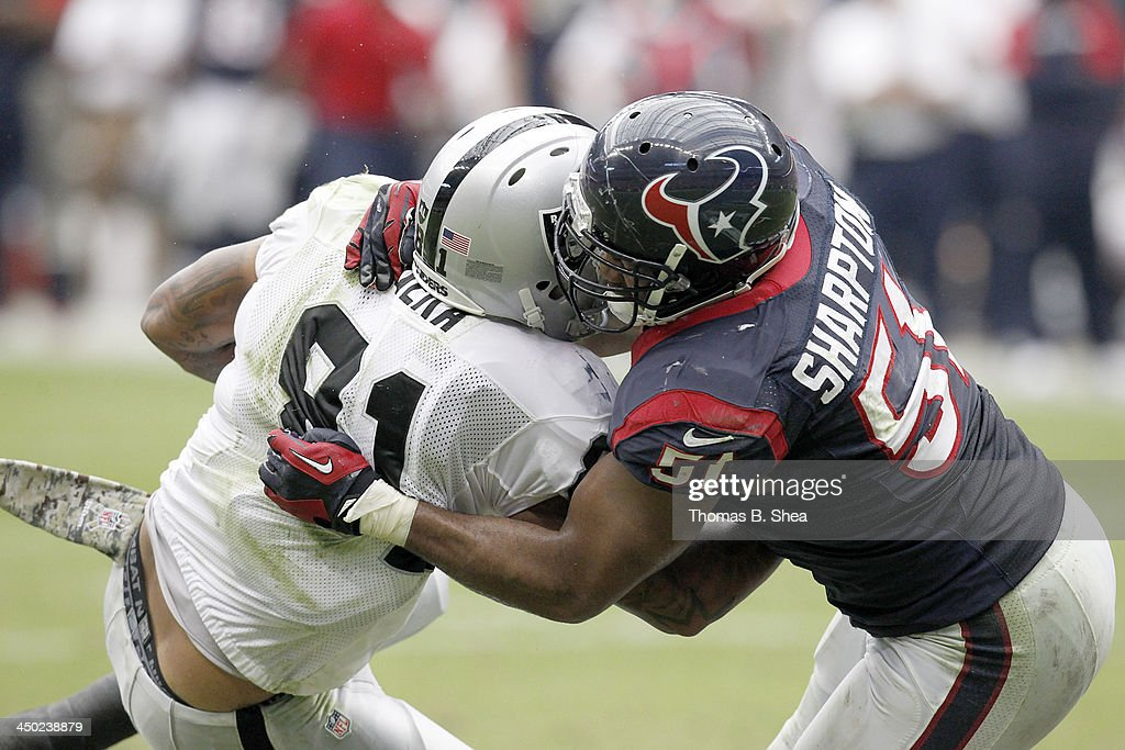 Oakland Raiders v Houston Texans : News Photo