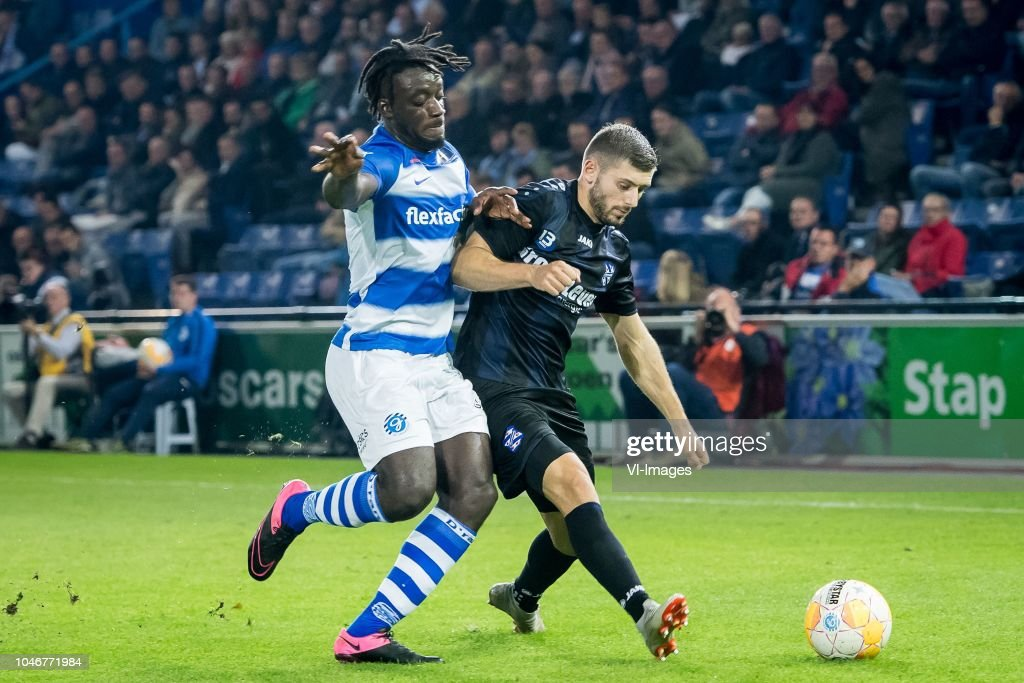 Myenty Abena Of De Graafschap, Arber Zeneli Of Sc